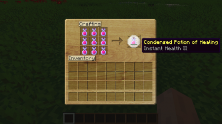 Condensed Potions 1.6.2